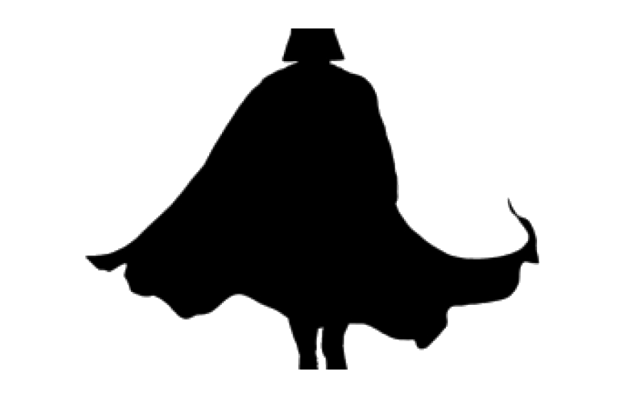 Stormtrooper Clipart Silhouette Darth Vader Head Transparent Png.