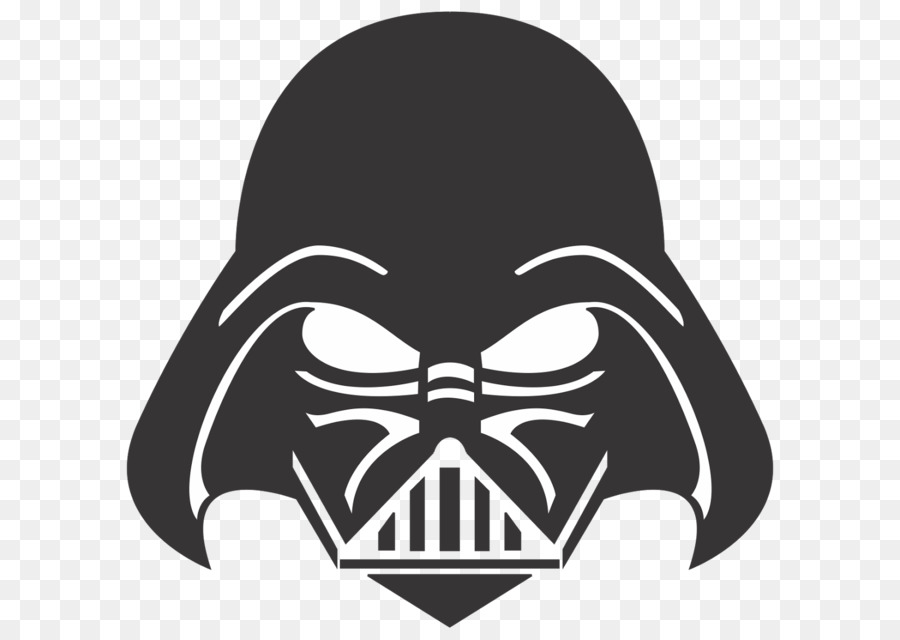 Star Wars Silhouette clipart.