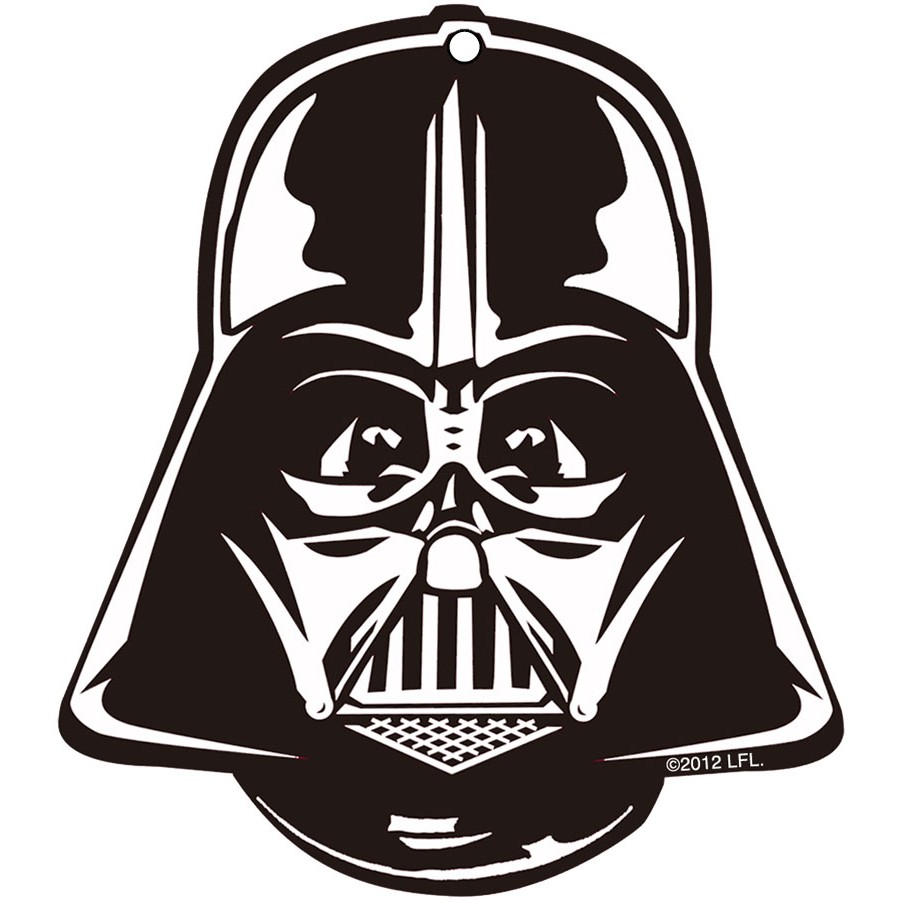 Free Darth Vader Clip Art Black And White, Download Free.
