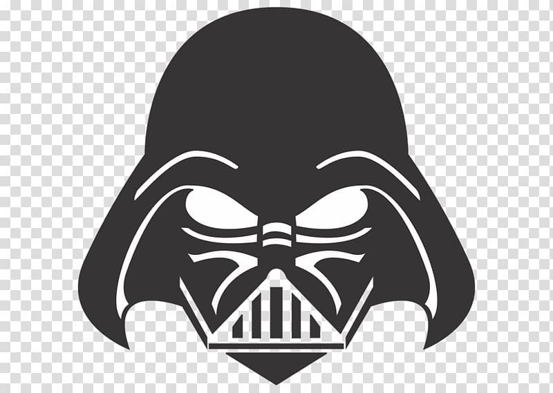 Anakin Skywalker Darth Maul Decal Sticker Paper, darth vader helmet.