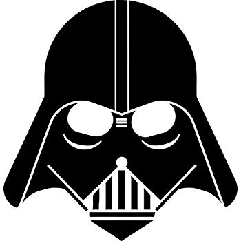 Amazon.com: Star Wars Darth Vader Helmet Decal V2: Everything Else.