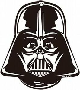 Details about Star Wars Darth Vader Helmet / Mask Air Freshener 2012, NEW  SEALED UNUSED.