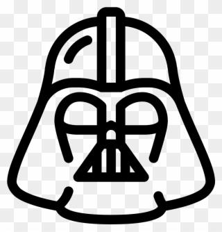 Free PNG Darth Vader Clip Art Download.