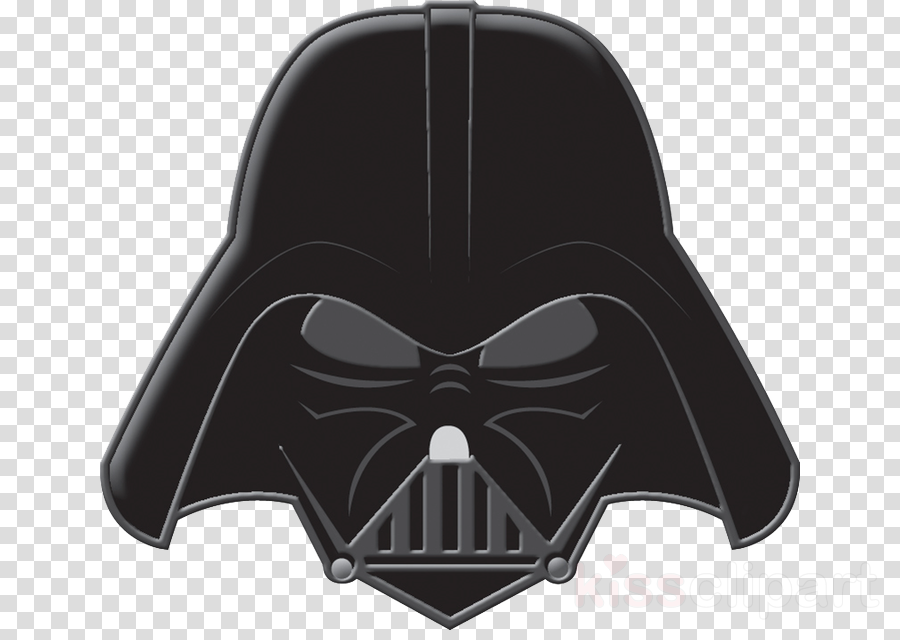 Download printable darth vader mask clipart Anakin Skywalker Sheev.
