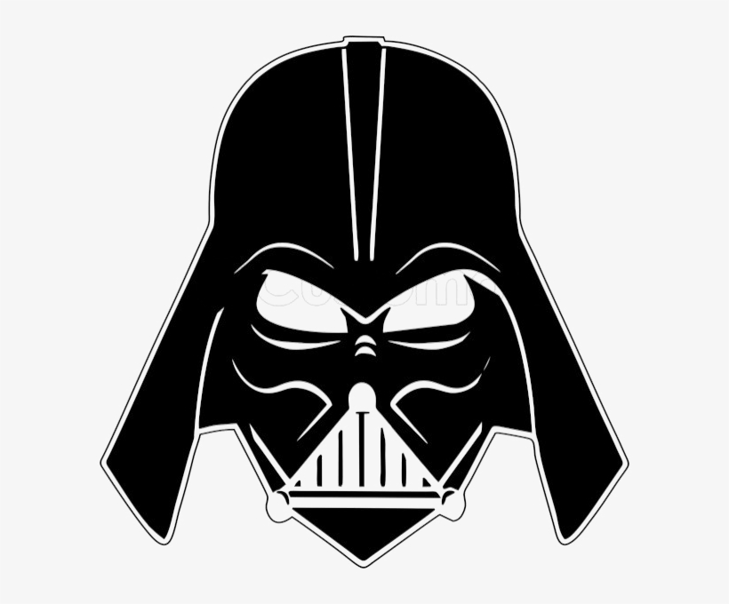 Darth Vader Mask Png Image Background.