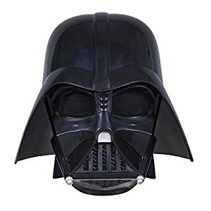 Star Wars The Black Series Darth Vader Premium Electronic Helmet (Amazon  Exclusive).