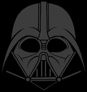 Star Wars Darth Vader Helmet.