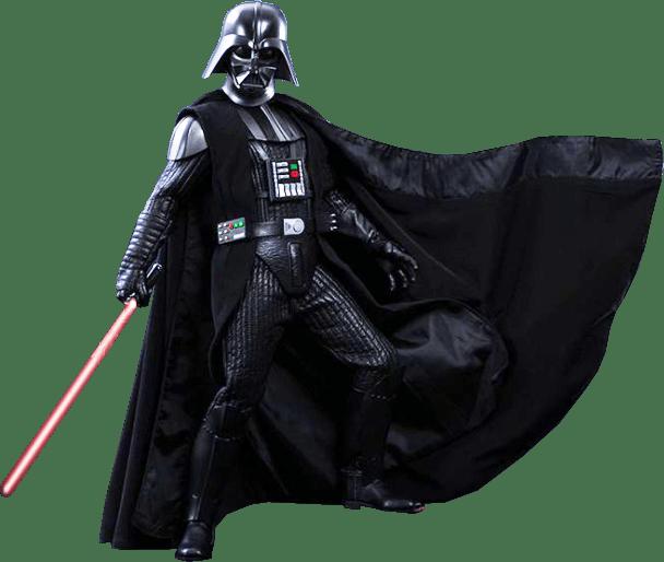 Darth Vader Transparent background.