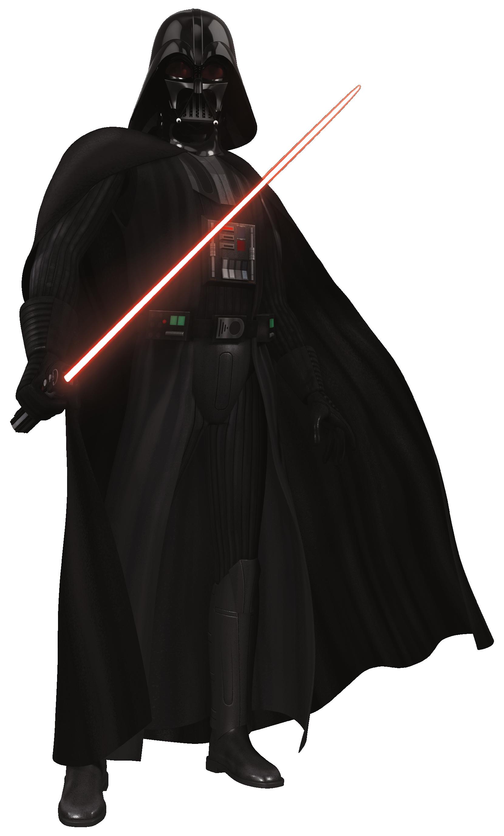 Darth Vader Star Wars PNG Picture.