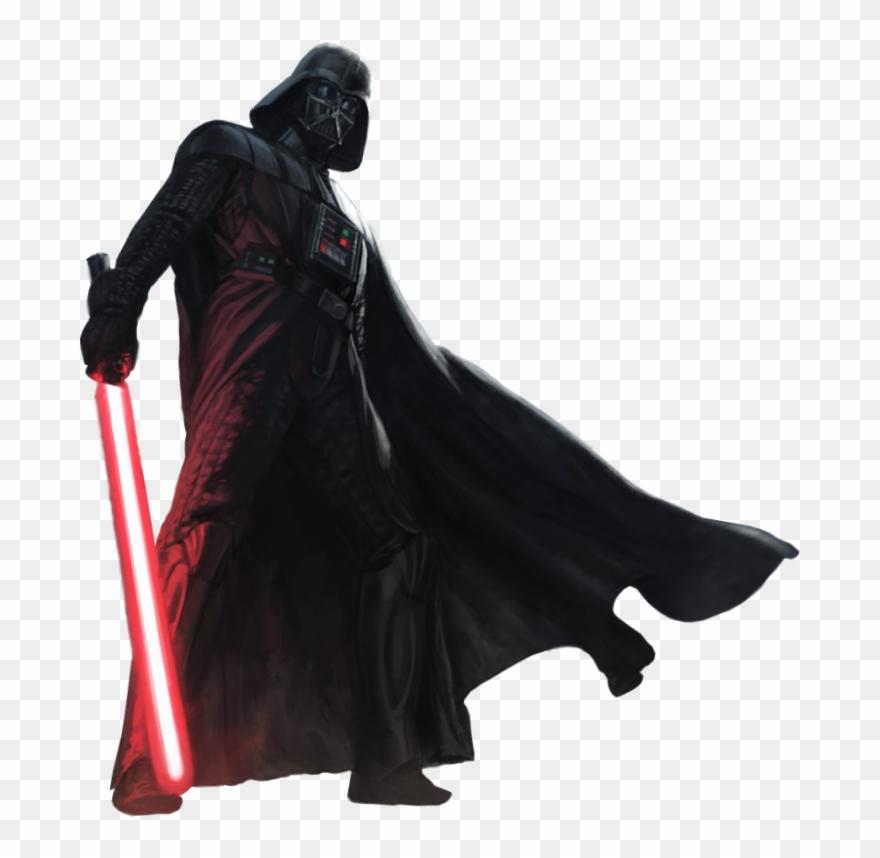 Star Wars Darth Vader Png Clipart (#1898621).