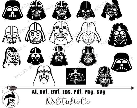 Darth Vader svg.
