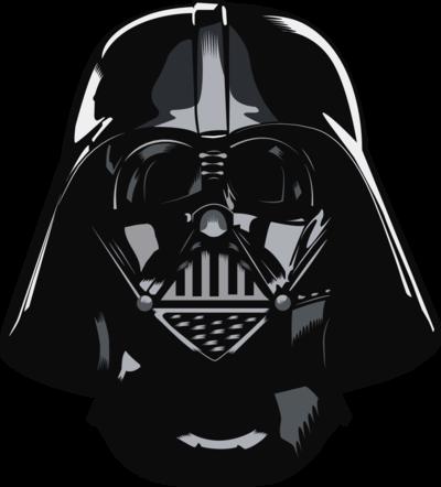 Darth Vader Logo Png Vector, Clipart, PSD.
