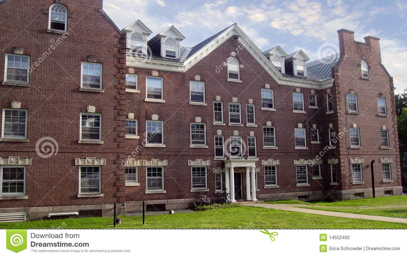 Dartmouth College Campus Stock Photography.