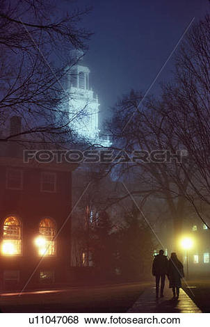 Pictures of couple school dartmouth college university night.