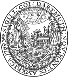 Seal of Dartmouth College.