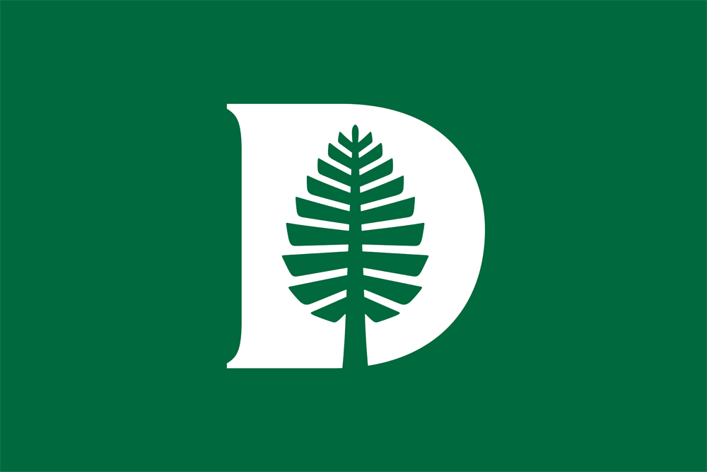 Brand New: New Logo and Identity for Dartmouth by OCD.