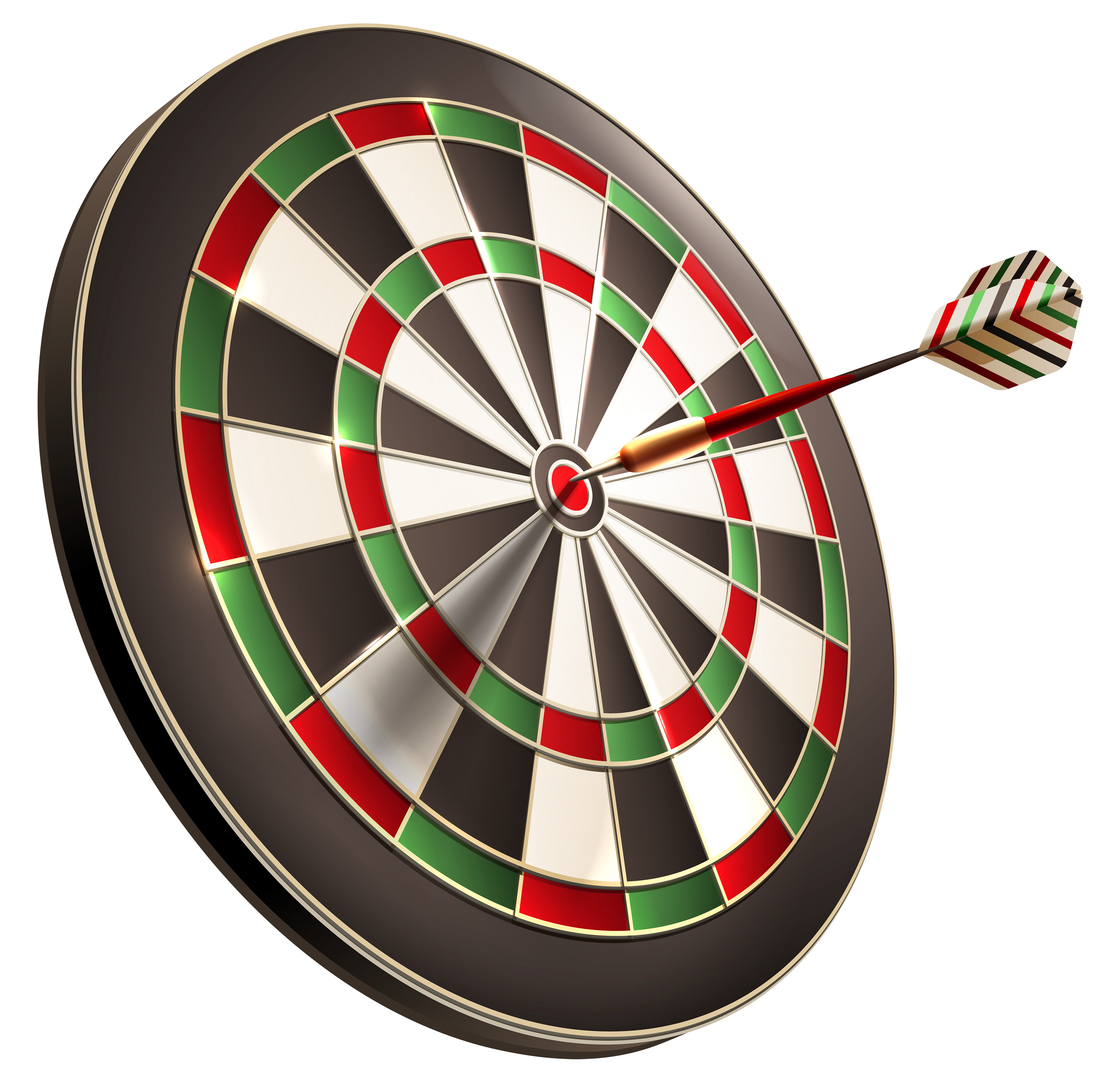 Playing dart clipart.