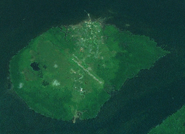 Daru Island.
