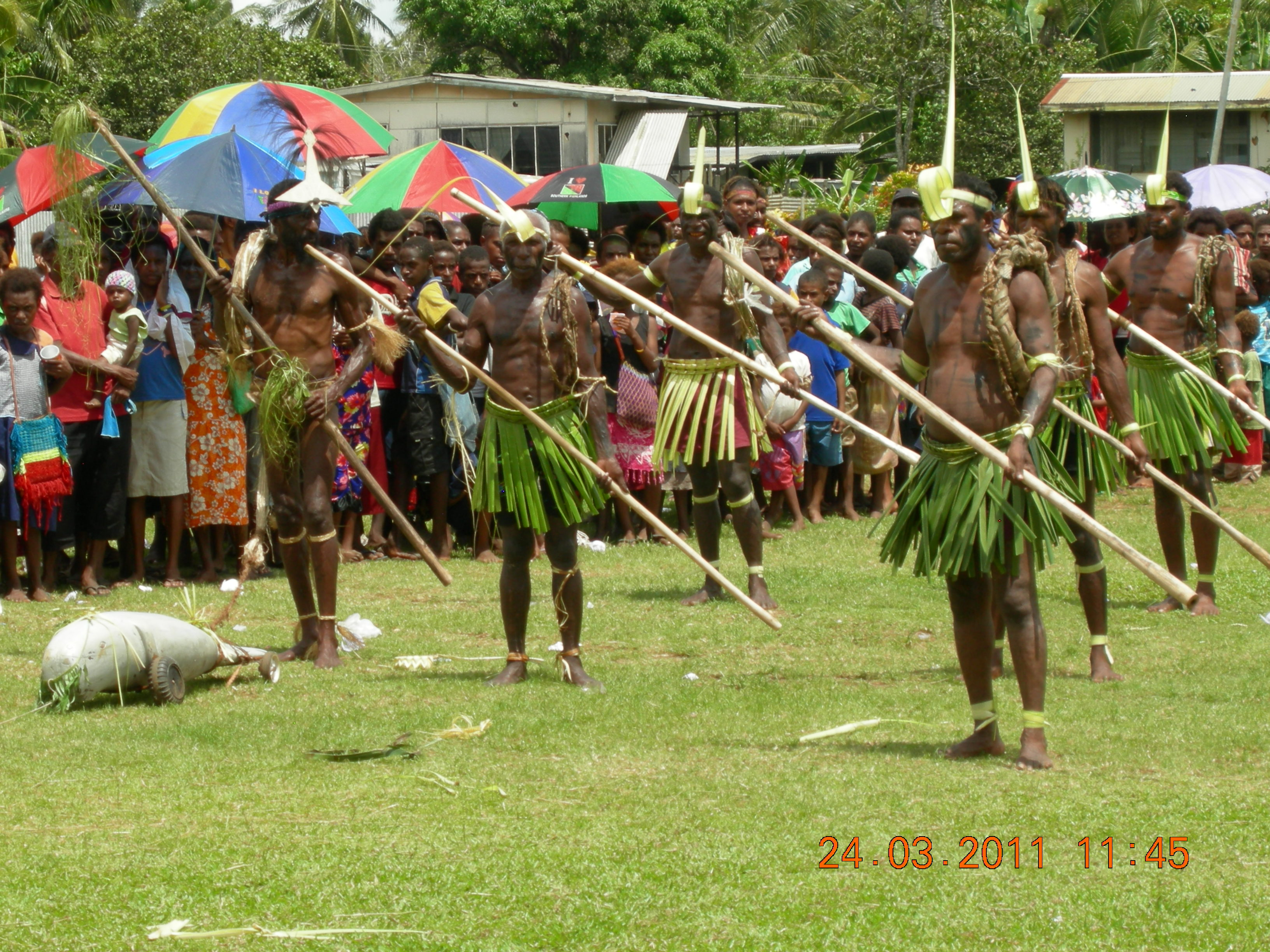 PNG Celebrates New Initiatives on Dugong Protection: Launch of UNEP.