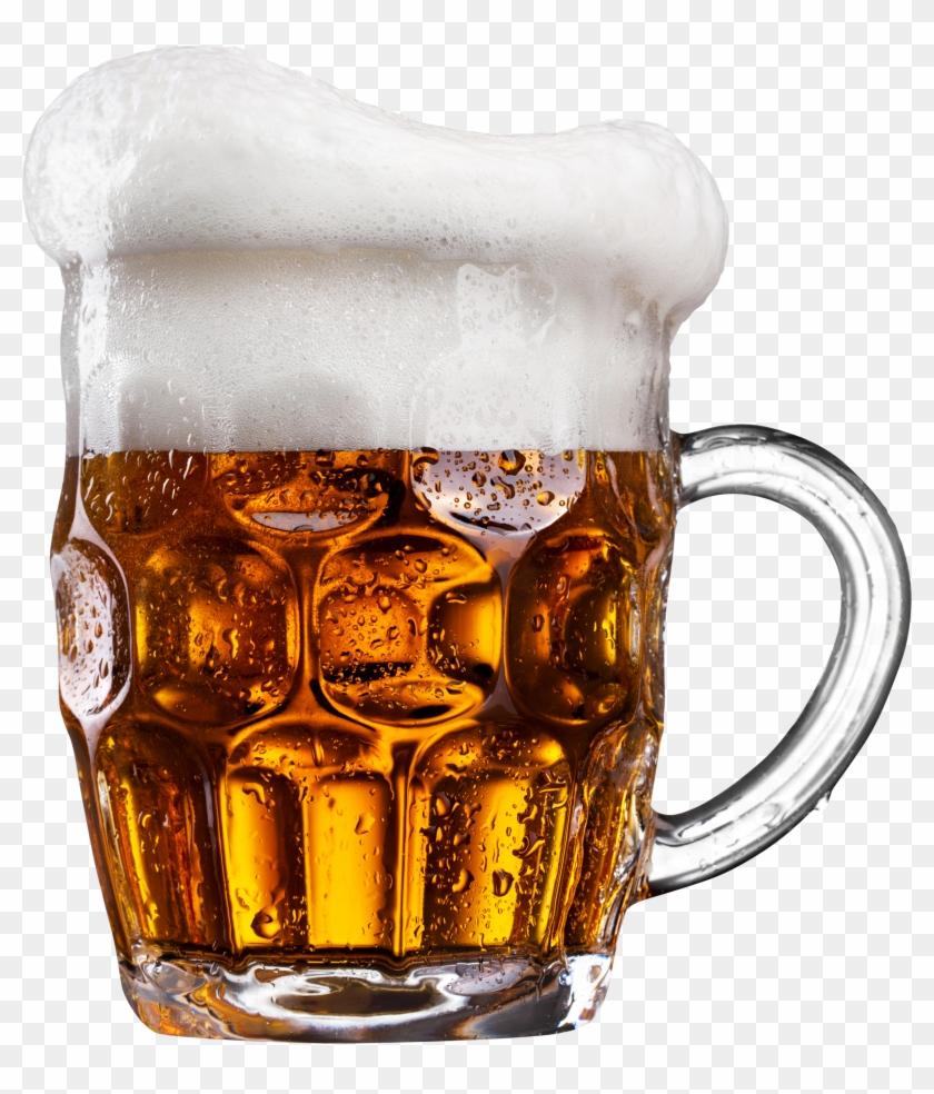 Glass Of Beer Png Image Food Png, Beer History, Beer.