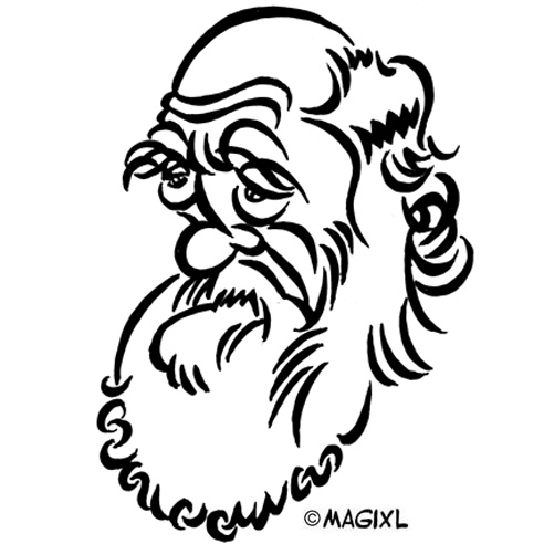 Charlemagne Clipart.
