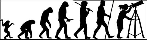 Evolution Clip Art Images.