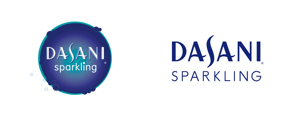 Brand New: New Logo and Packaging for Dasani Sparkling by.