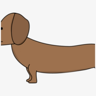 Dachshund Clipart Weenie Dog.