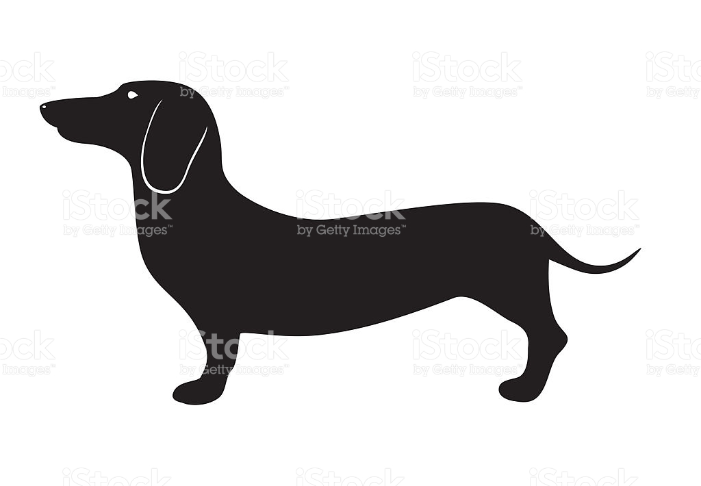 Dachshund Silhouette Vector at GetDrawings.com.