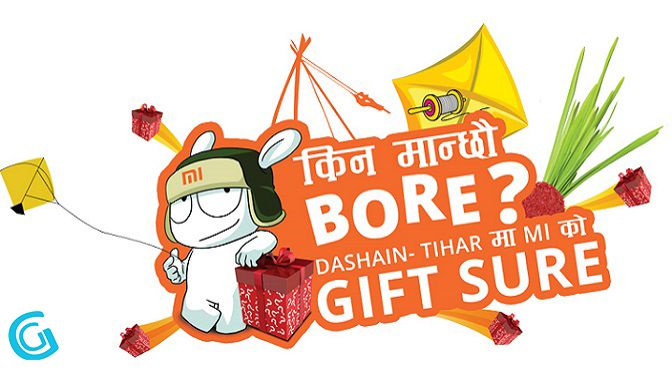 Xiaomi Festive Offer for this Dashain and Tihar..