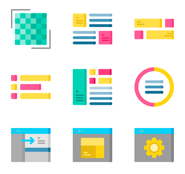Dashboard Icons.