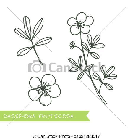 Vector Clip Art of Handdrawn Illustration.