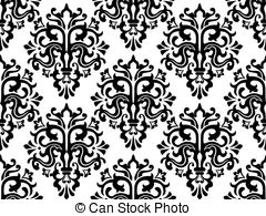 Damask clipart 1 » Clipart Station.
