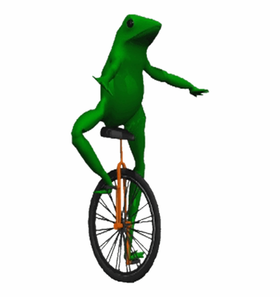 Dat Boi Gif Png, Transparent Png Download For Free #5101301.