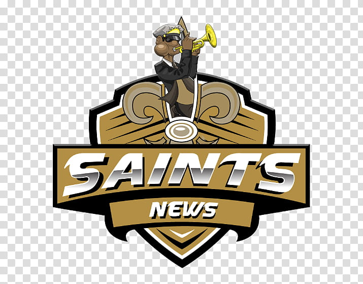American Football Background, New Orleans Saints.