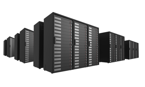 Data Center Clipart.