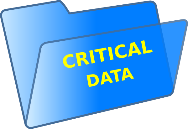 Critical Data Clip Art at Clker.com.