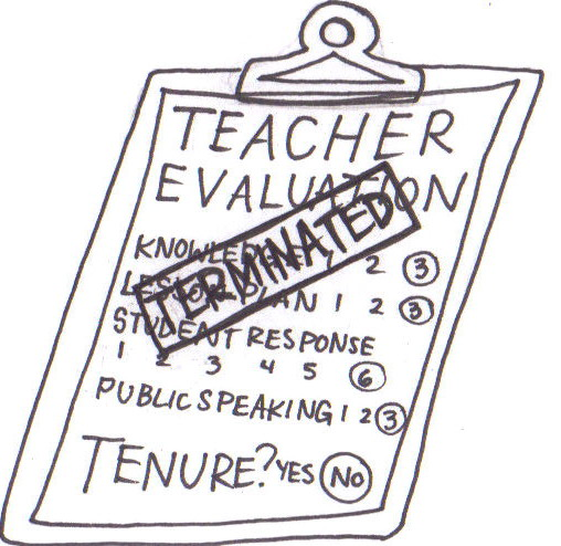 Teacher Evaluation Clipart.