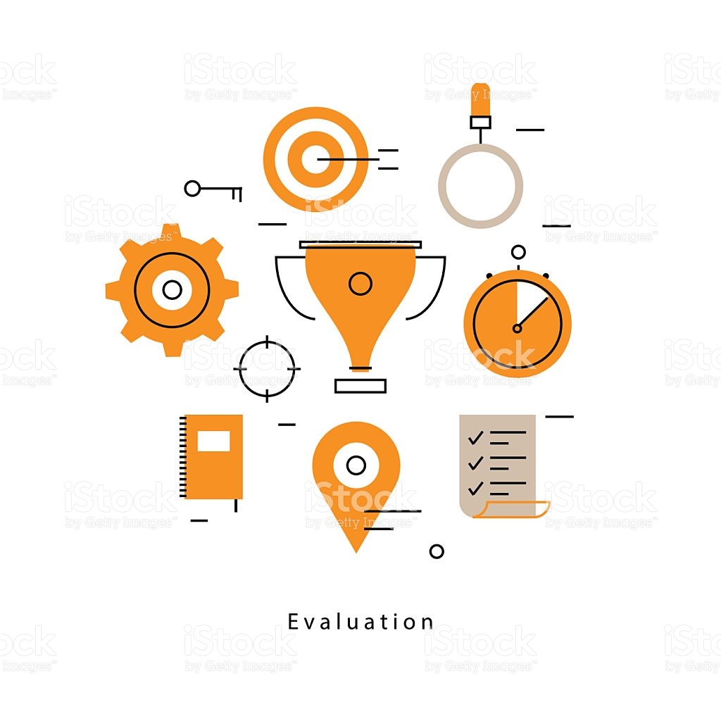 Performance Evaluation And Assessment stock vector art 638372524.
