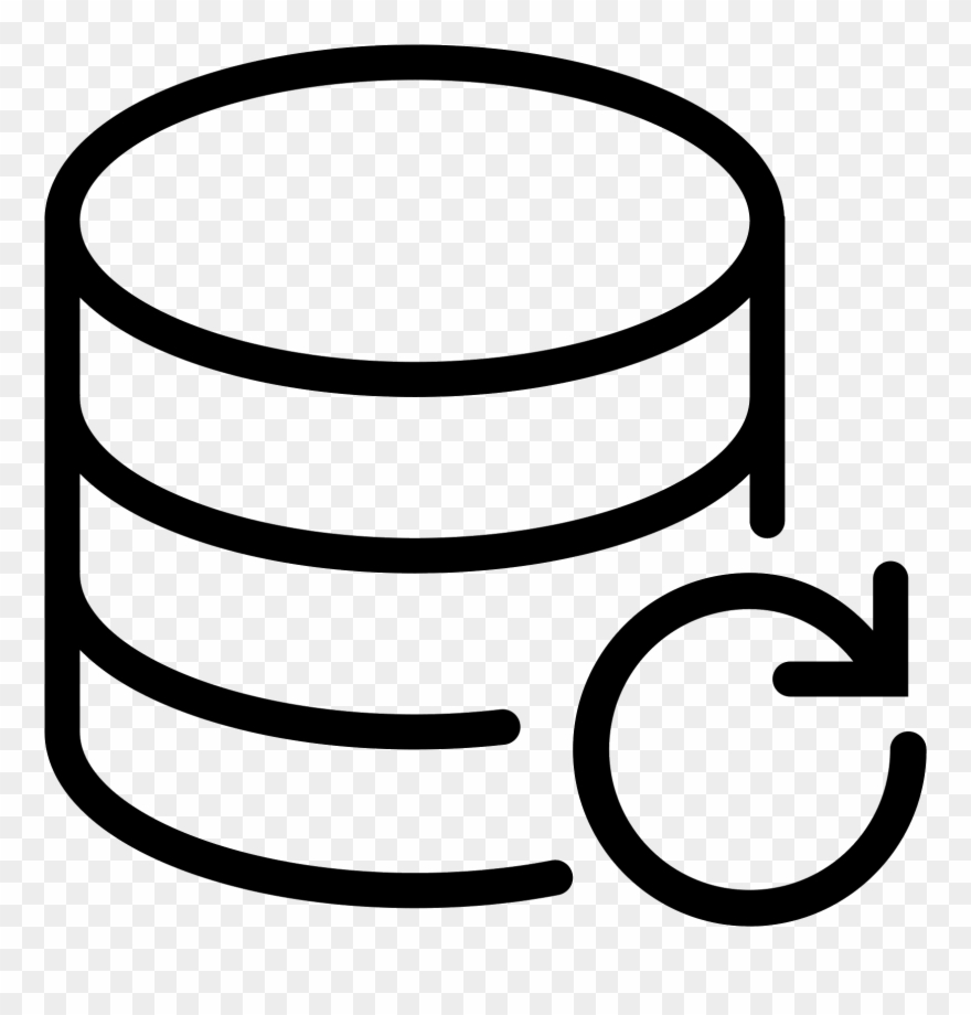 Database Backup Icon.