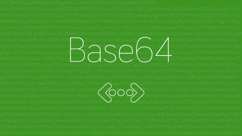 ToolTip: Decoding Base64 Images with Chrome Data URL.