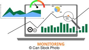 Monitoring Vector Clipart EPS Images. 65,105 Monitoring clip art.