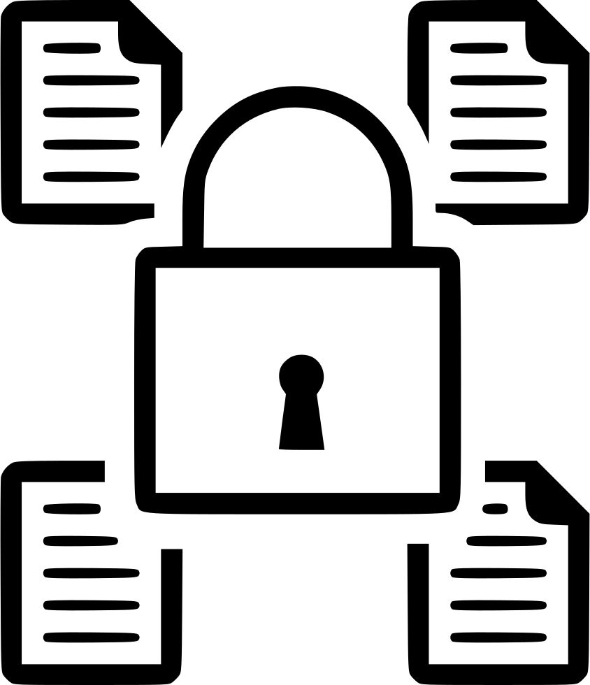 Data protection icon download free clipart with a.