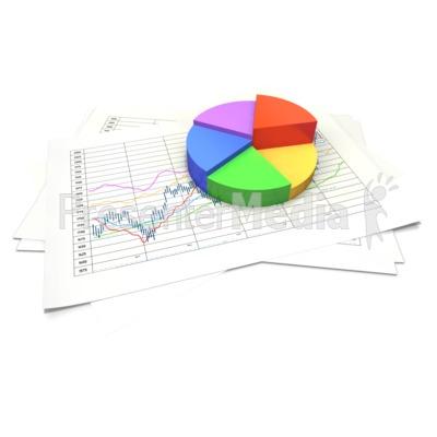 Block Pie Chart Data Sheet.