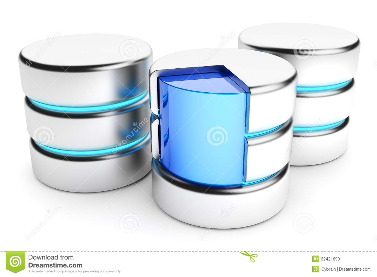 Data Storage Clipart.
