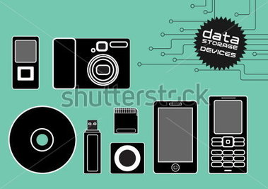 Data Storage Clipart (42+).