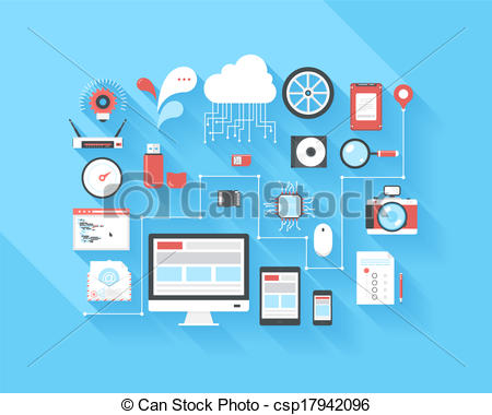 Data storage device Clip Art Vector Graphics. 7,025 Data storage.