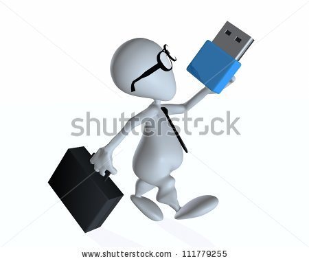 Storage Devices Clipart images.