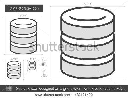 Data Store Stock Photos, Royalty.