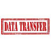 Clip Art of Data Encryption.